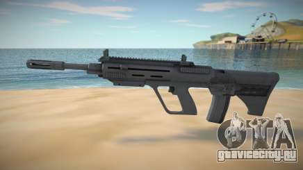 M4 from GTA Online DLC Cayo Perico Heist для GTA San Andreas