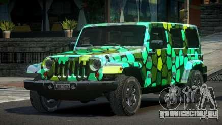 Jeep Wrangler PSI-U S7 для GTA 4