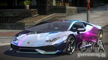 Lamborghini Huracan LP610 S5 для GTA 4