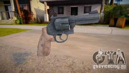 RE2: Remake - Brian Irons S&W 329PD для GTA San Andreas