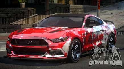 Ford Mustang BS-V S9 для GTA 4
