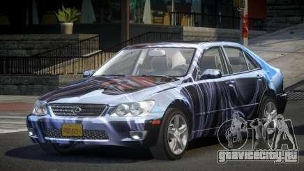Lexus IS300 U-Style S10 для GTA 4