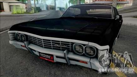 Chevrolet Impala 1967 (Asphalt 8) для GTA San Andreas