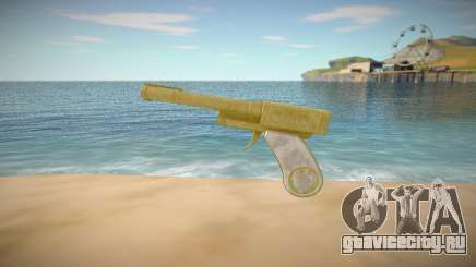 Desert Eagle from GTA Online DLC Cayo Perico Hei для GTA San Andreas