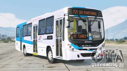 Marcopolo Torino (G7) 2007〡Integração Transportes для GTA 5