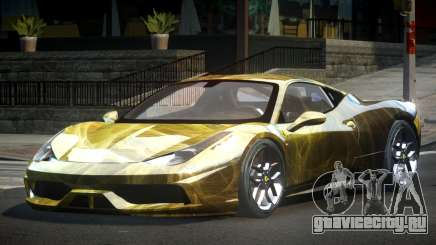 Ferrari 458 SP U-Style S1 для GTA 4