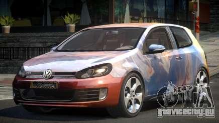 Volkswagen Golf GST S10 для GTA 4