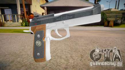 RE2: Remake - Samurai Edge Colt v1 для GTA San Andreas