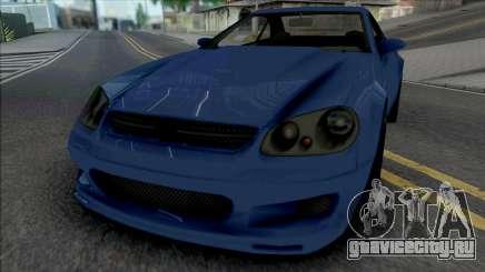 GTA IV Benefactor Feltzer для GTA San Andreas