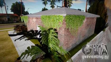 Ganton House Retexture для GTA San Andreas