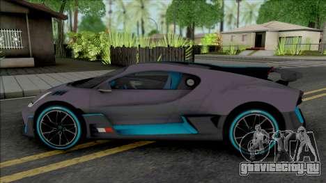 Bugatti Divo 2019 [HQ] для GTA San Andreas