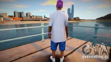 Ballas1 - Good skin для GTA San Andreas