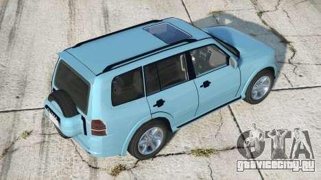 Mitsubishi Pajero 5-door 3.8 V6 2006 v1.1