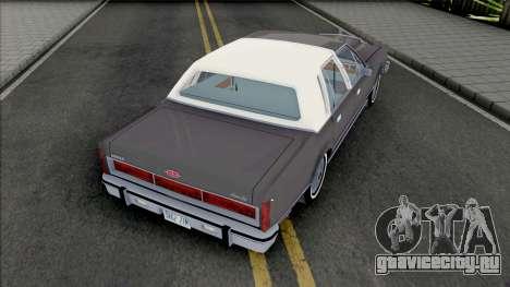 Lincoln Town Car 1986 Grey для GTA San Andreas
