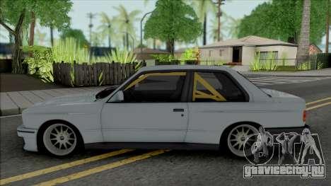 BMW M3 E30 S58 3.0 Swap для GTA San Andreas
