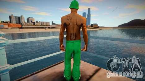 New Bmydj skin для GTA San Andreas