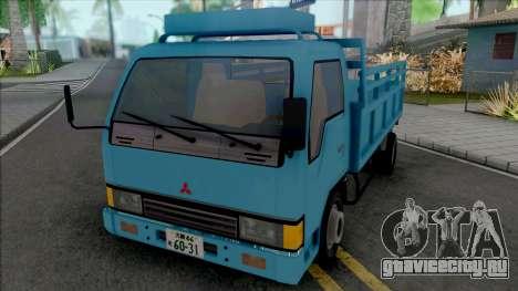Mitsubishi Fuso Canter для GTA San Andreas
