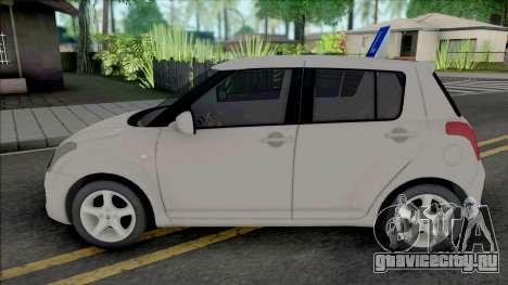 Suzuki Swift Driving School для GTA San Andreas