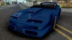 Pontiac Firebird Roadster Concept Custom