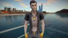 Fortnite - Midsummer Midas v3 для GTA San Andreas