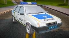 ВАЗ 2109 Полиция Украины