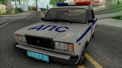 ВАЗ-2107 СБ ДПС