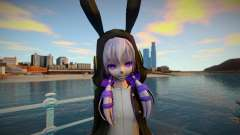 GTA san (MMD) skin Yuzuki Yukari Lin для GTA San Andreas