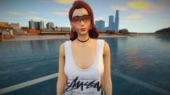 Fortnite - Ruby Fashion Casual V2 для GTA San Andreas