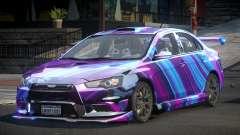 Mitsubishi Evo X SP S4 для GTA 4