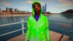 Swmotr5 - одежда PUBG для GTA San Andreas