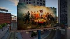 Pubg Mobile Billboard для GTA San Andreas