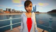 Haruka From Yakuza для GTA San Andreas
