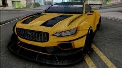 Polestar 1 2020 NFS Heat K.S Hero для GTA San Andreas