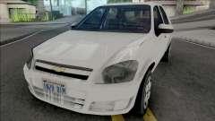 Chevrolet Celta 2010 [VehFuncs] для GTA San Andreas