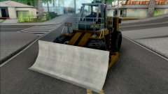 Dozer [HD Universe Style] для GTA San Andreas