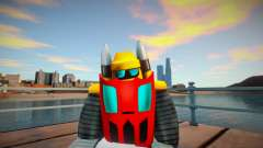 Super Robot Taisen Getter Robo Team 2 для GTA San Andreas