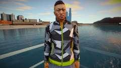Man 2 from GTA Online Los Santos Tuners для GTA San Andreas