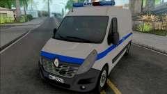 Renault Master II Prison Service