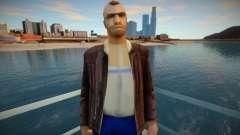 LQ Model Niko Bellic для GTA San Andreas