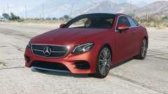 Mercedes-Benz E 400 AMG Line coupe (C238) 2017〡add-on v3.0 для GTA 5