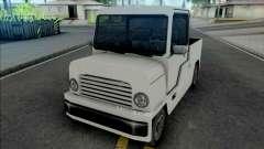 Pickup Tug для GTA San Andreas