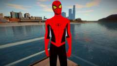 Spidey Suits in PS4 Style v1 для GTA San Andreas