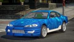 Nissan Silvia S15 GST-U S9 для GTA 4