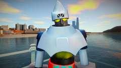 Super Robot Taisen Getter Robo Team 1 для GTA San Andreas