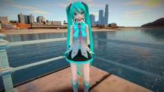 PDFT Hatsune Miku Star для GTA San Andreas