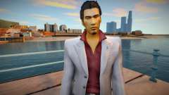 Kazuma Kiryu - Yakuza для GTA San Andreas