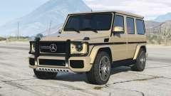 Mercedes-Benz G 65 AMG (W463) 2012〡add-on для GTA 5