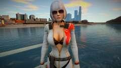 Dead Or Alive 5 - Christie (Costume 1) v2 для GTA San Andreas