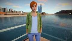 Mary Jane Watson для GTA San Andreas