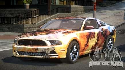 Ford Mustang GST-U S8 для GTA 4